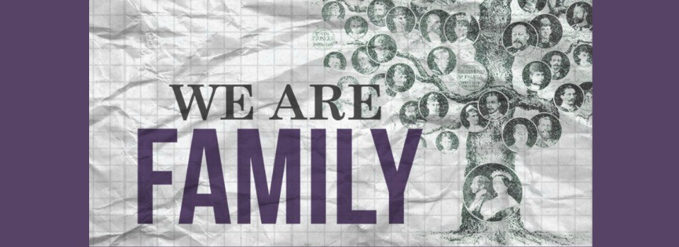 we are family cropped